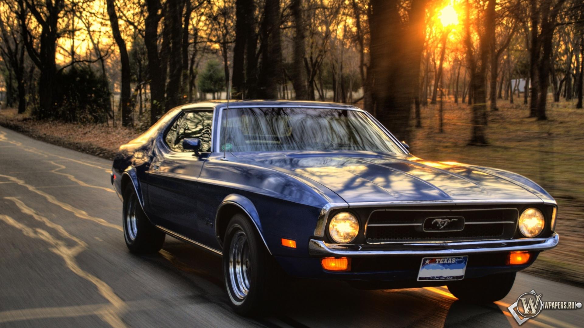 Фото форд мустанг 1967