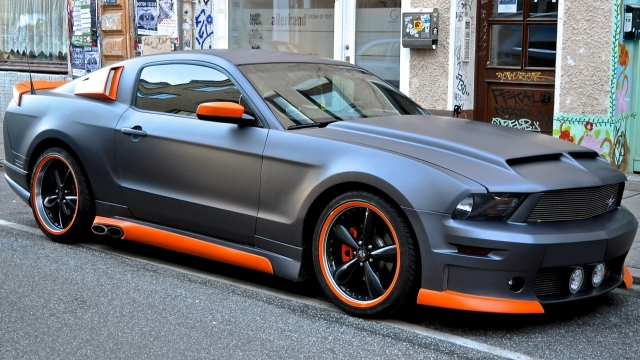 Ford mustang gt ford mustang gt обоев 6