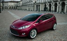 Обои Ford: Ford, Спортивные автомобили