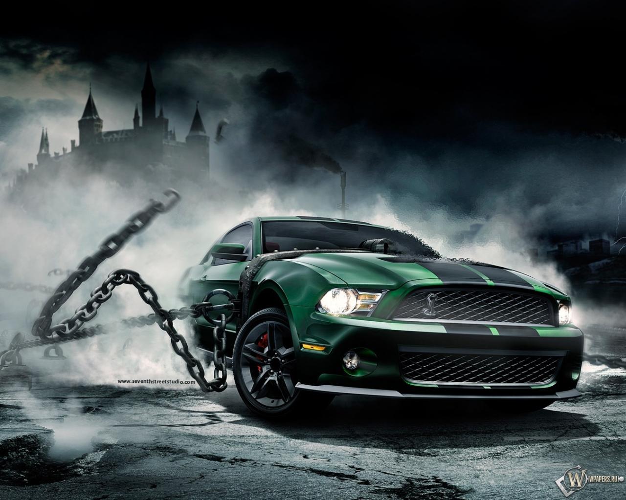 Mustang Monster 1280x1024