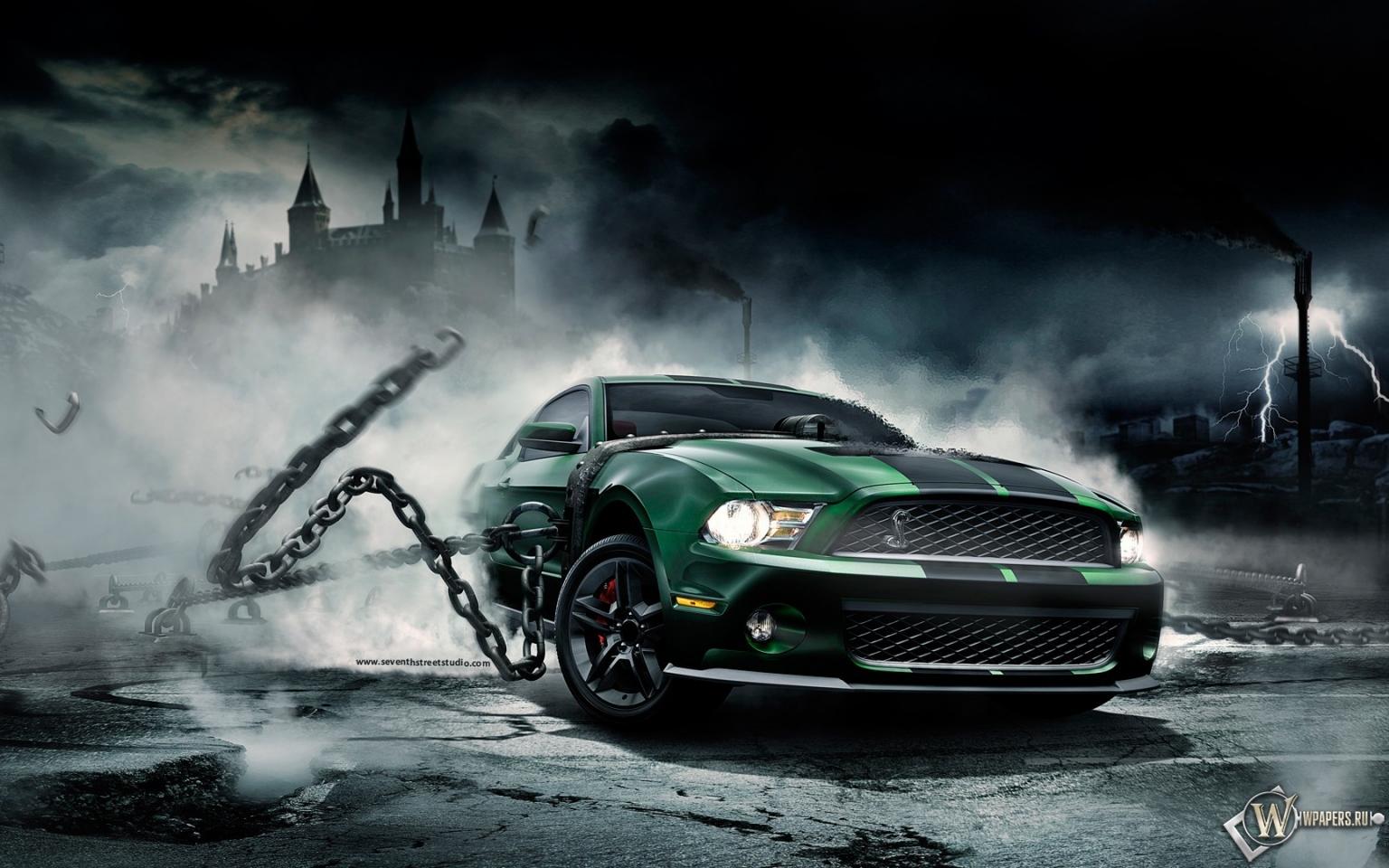 Mustang Monster 1536x960
