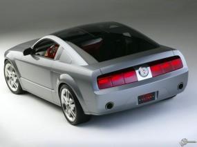 Обои Ford Mustang GT: Ford Mustang GT, Ford