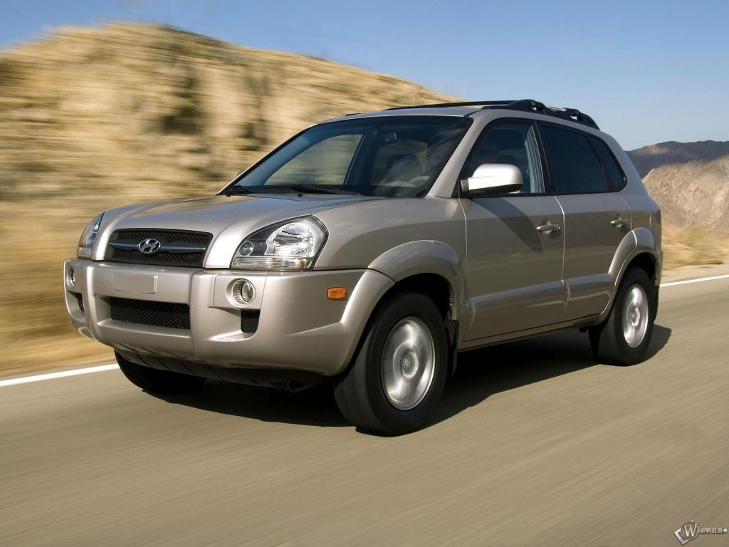Обои Hyundai Tucson: Внедорожник…