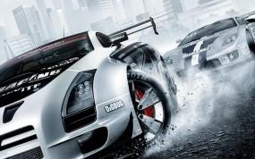 Скорость Mrsedes-Benz SLS