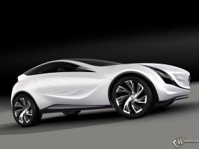 Обои Mazda Kazamai: Concept, Mazda Kazamai, Mazda