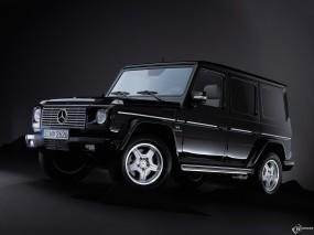 Конференция Mercedes-Benz G-Class Gelandewagen