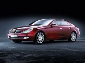 Mercedes CLS Concept