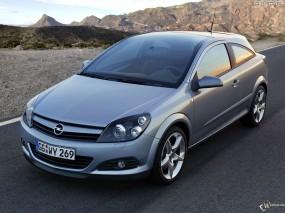 Opel Astra GTC 3-door
