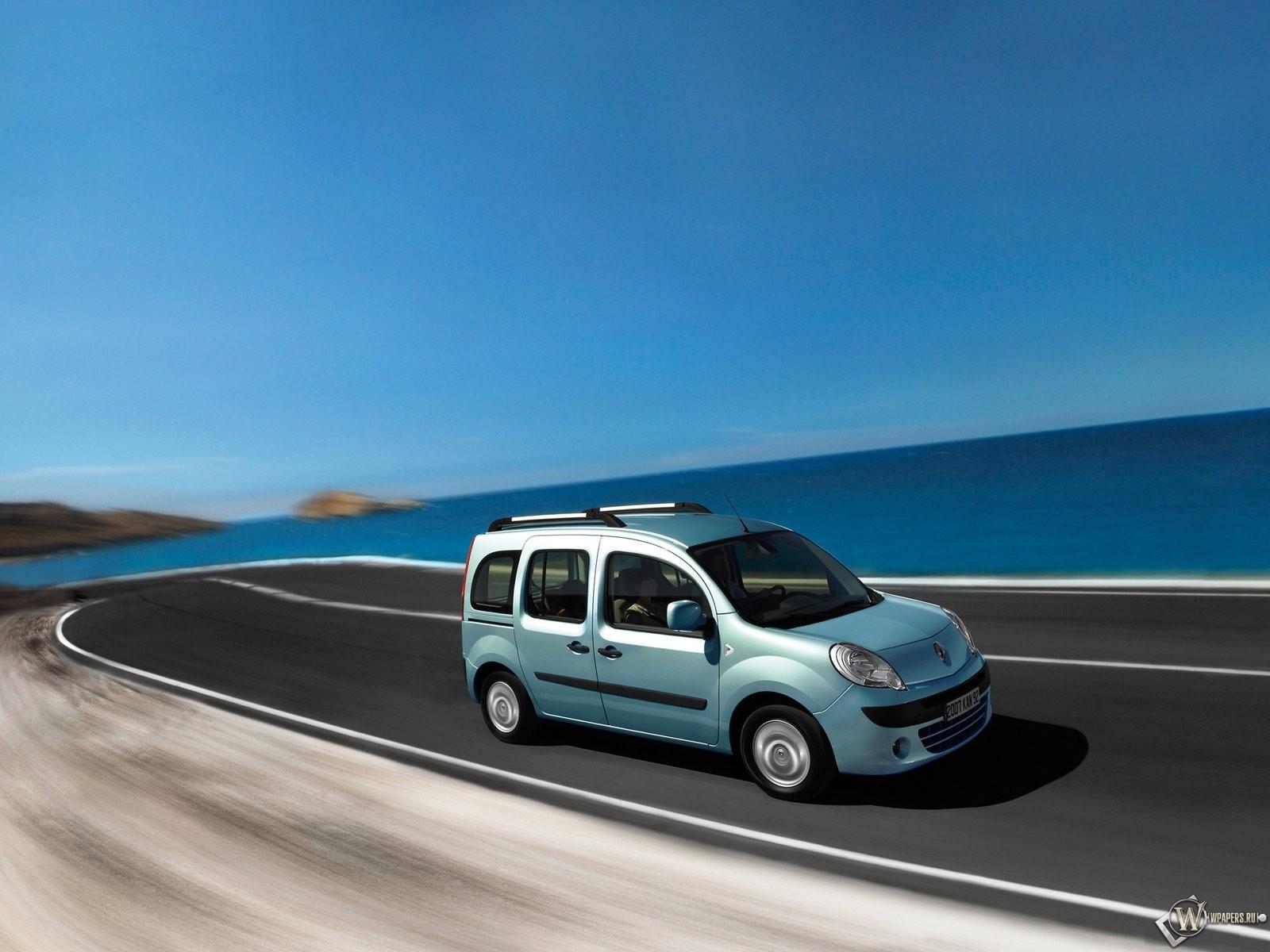 Фотографии Renault Kangoo Фотография #29 Фото Renault Kangoo.