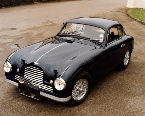 Aston Martin DB2 1950 г.