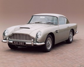 Aston Martin DB5 1963 г.