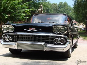 Chevrolet Coupe 1958