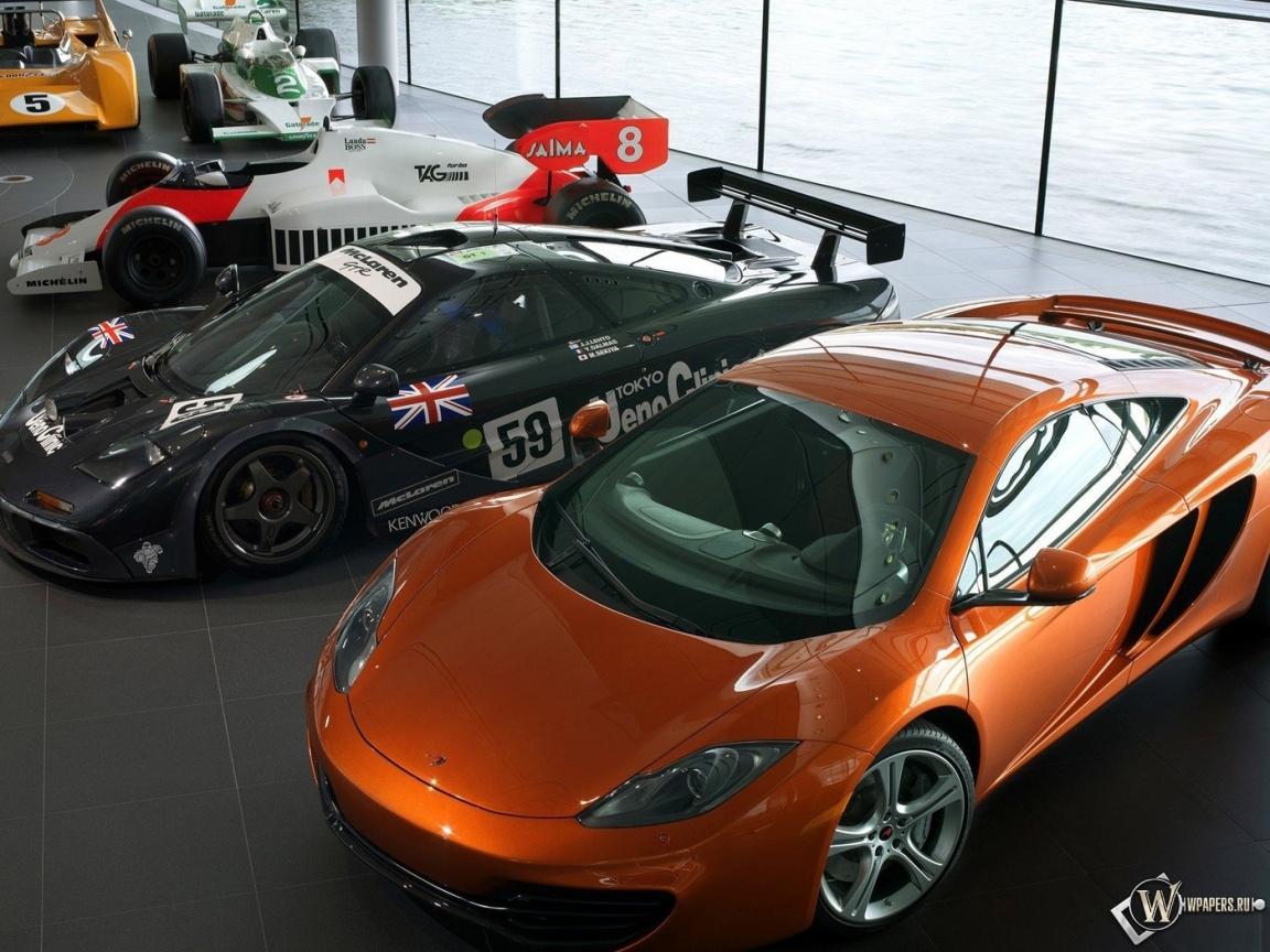 Автосалон спорткары гоночные авто