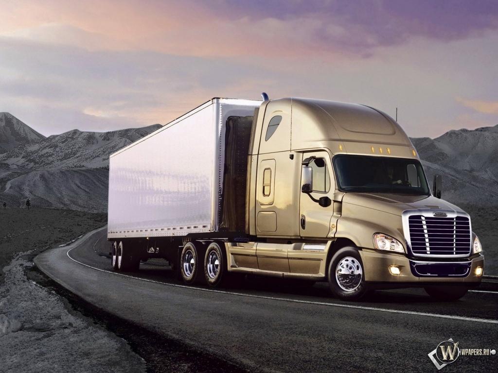 Обои и картинки грузовик на рабочий стол