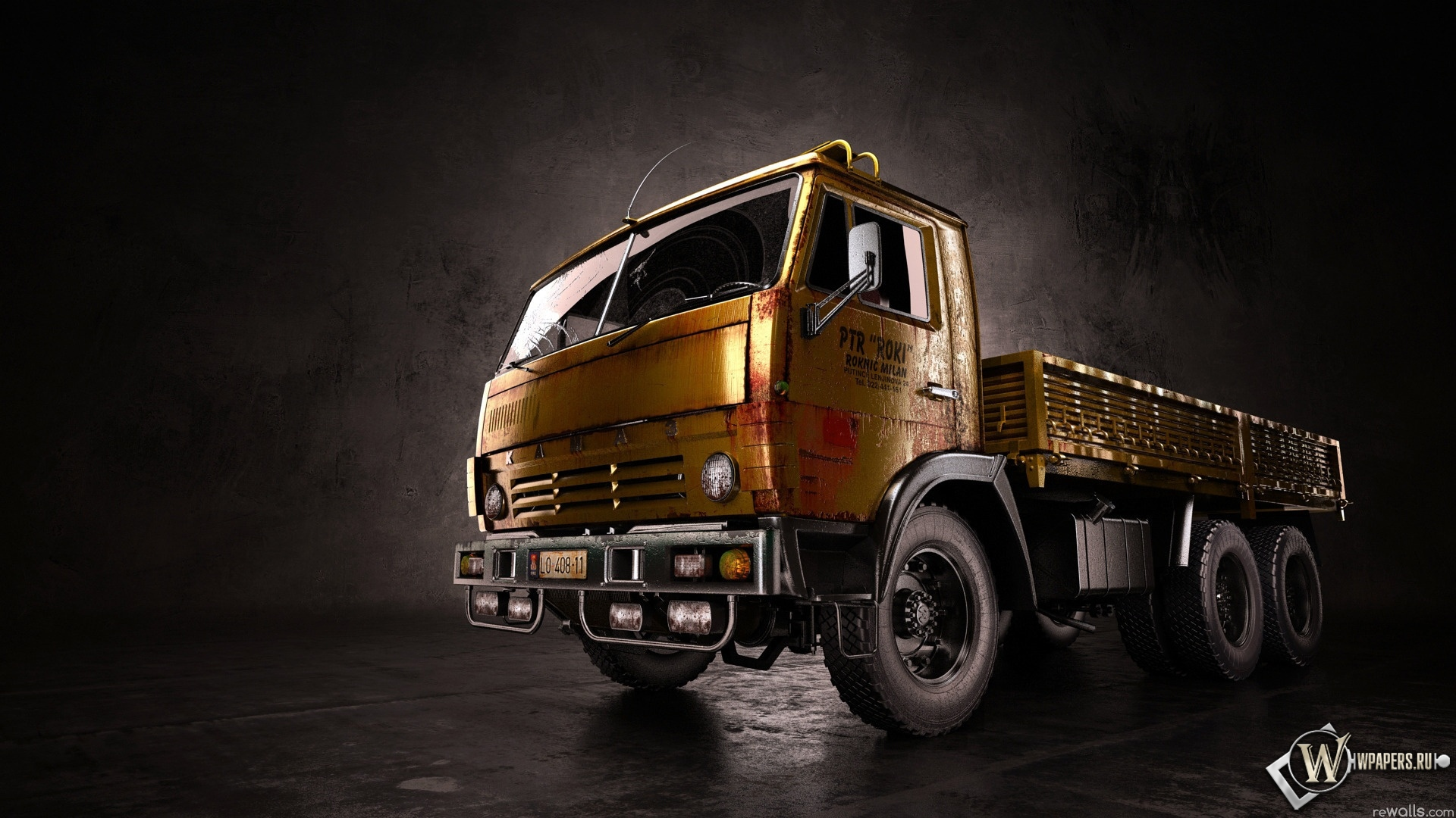 Технические характеристики легендарных грузовиков Magirus