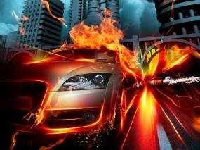 Огненная скорость