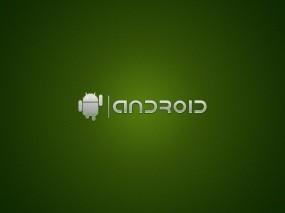 Обои Android: Зелёный, Робот, Android, Компьютерные
