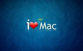 Обои Mac: Логотип, Стиль, Mac, Компьютерные