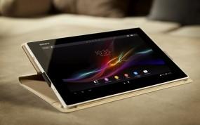 Обои Sony Xperia Tablet Z: Sony, планшет, Компьютерные