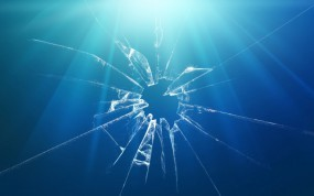 Разбитый экран