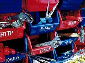 Обои Ящик компьютерных инструментов: , Компьютерные-Фэнтези