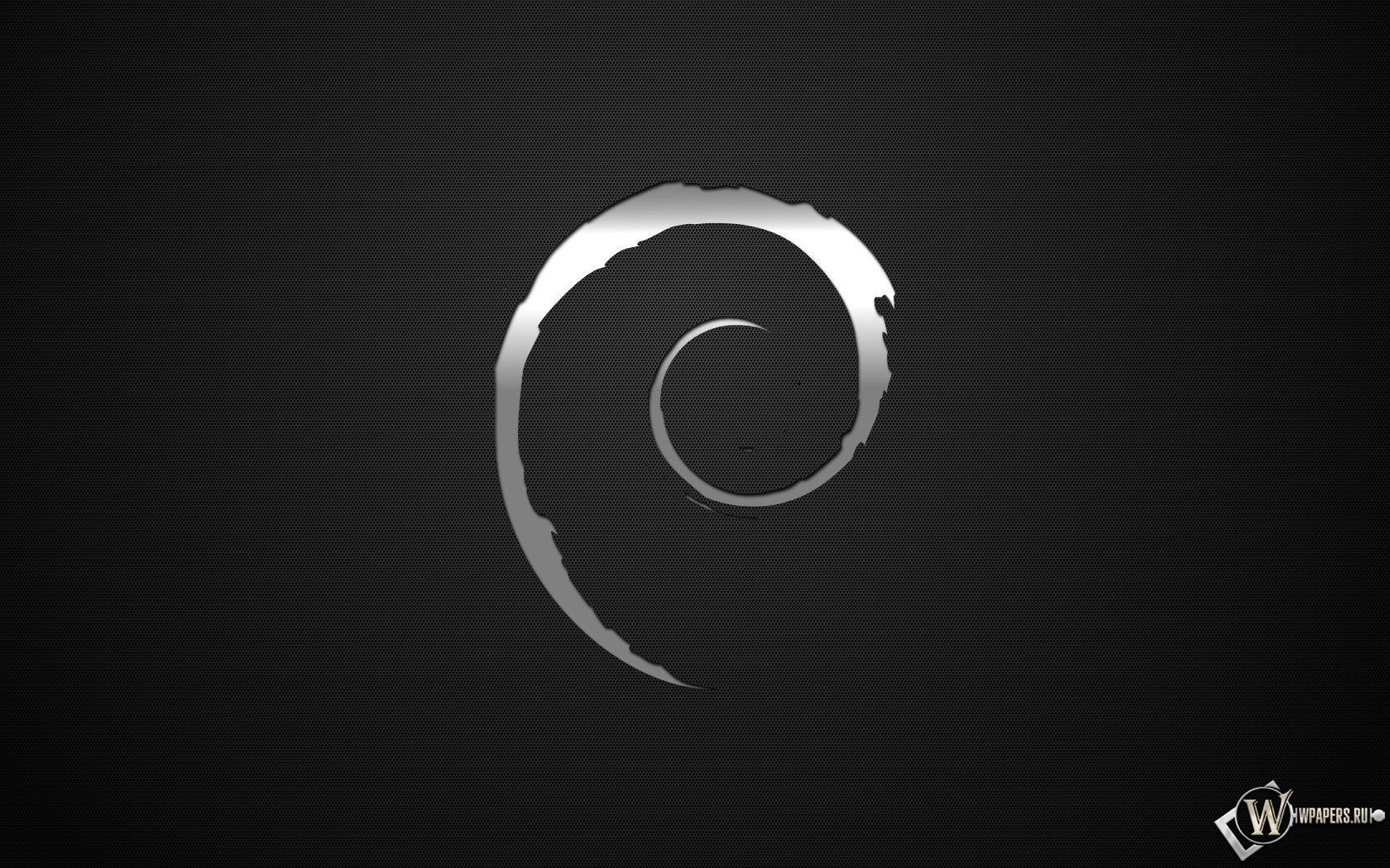 Debian 1680x1050