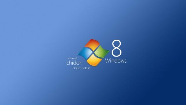 Windows 8 chidori