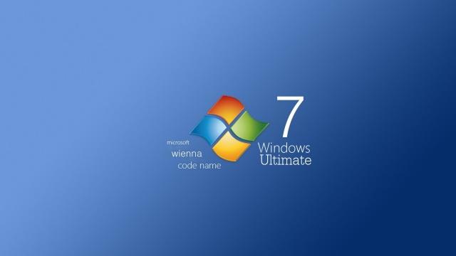 Windows 7 wienna
