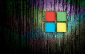 Windows старая краска