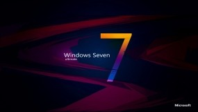 Обои Windows Seven abstract: Абстракция, Windows, Windows