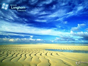 Обои XP пустыня: Windows XP, Longhorn, Windows