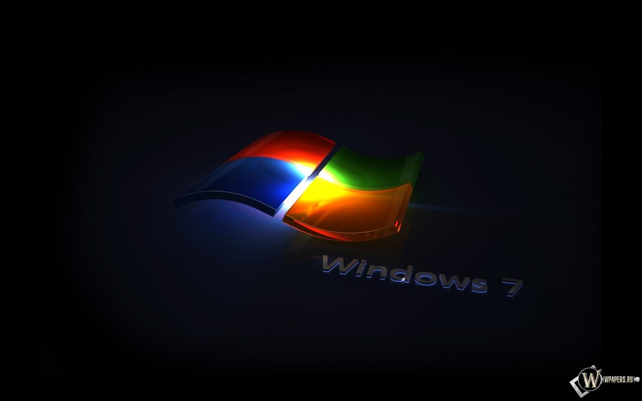 Обои цвета windows цвета windows 7 1280x800