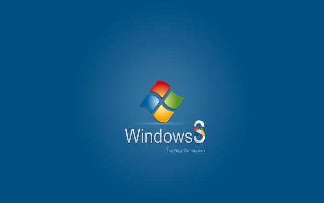 Windows 8 ne generation