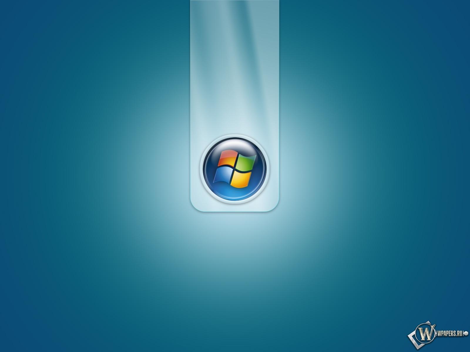 Обои windows 7 lock windows 7 1600x1200 картинки