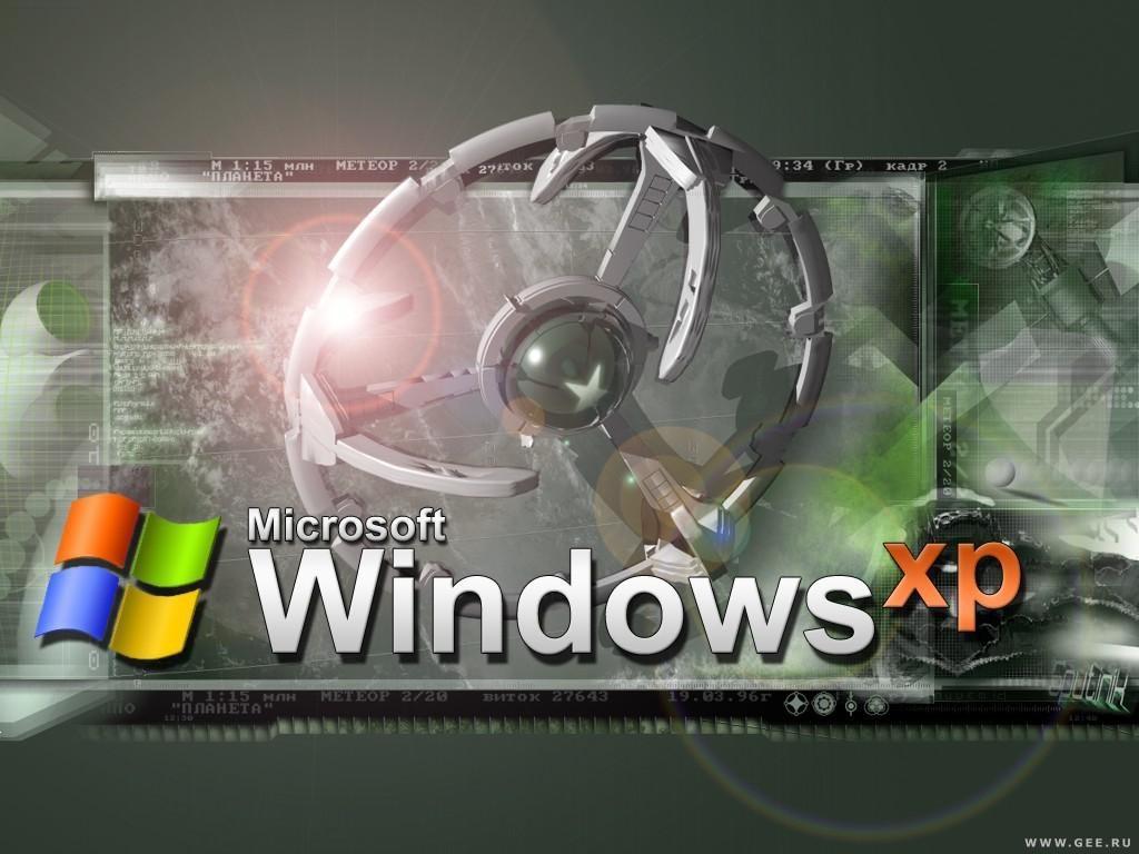 XP космос 1024x768