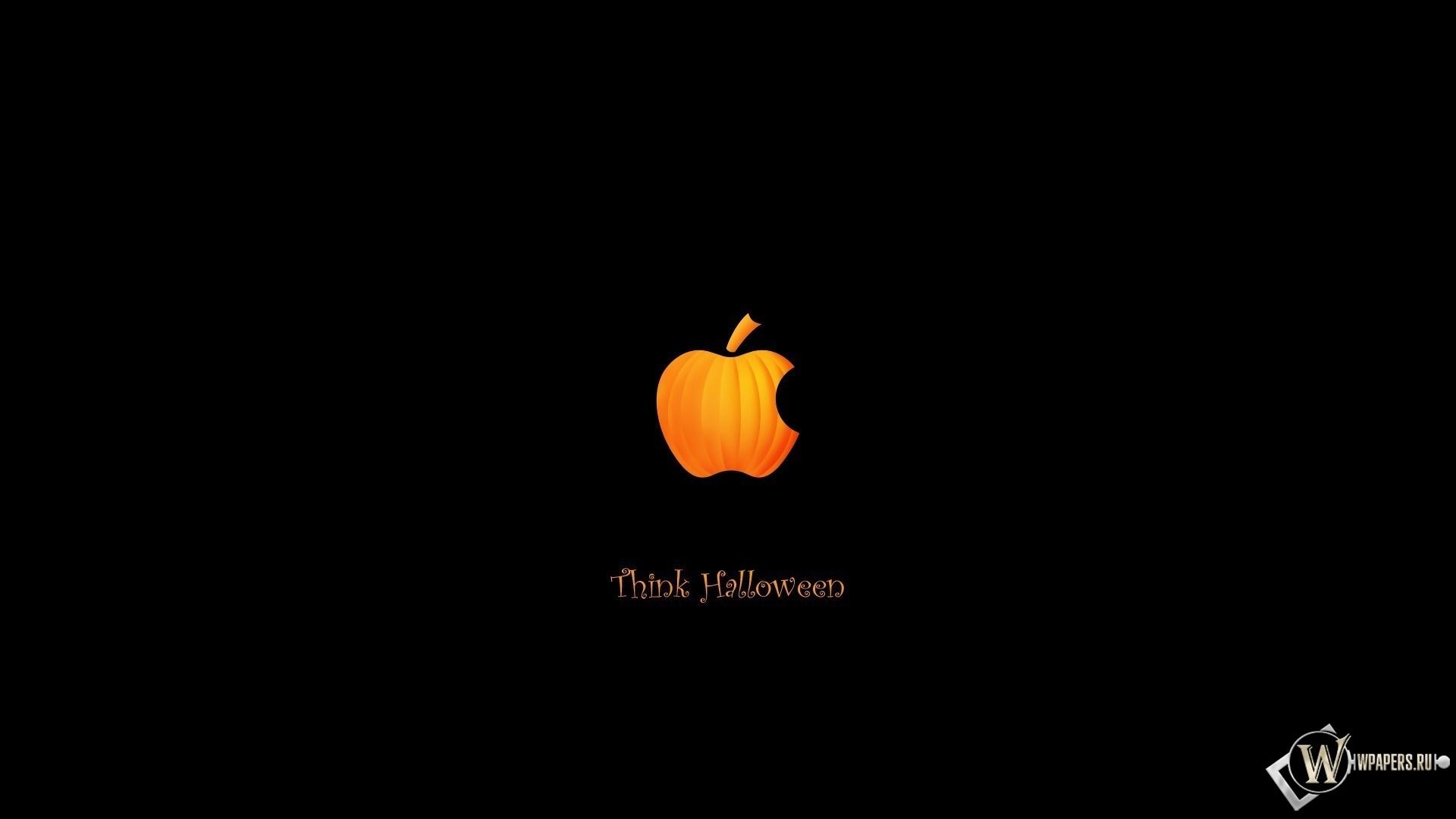 Apple - Halloween 1920x1080