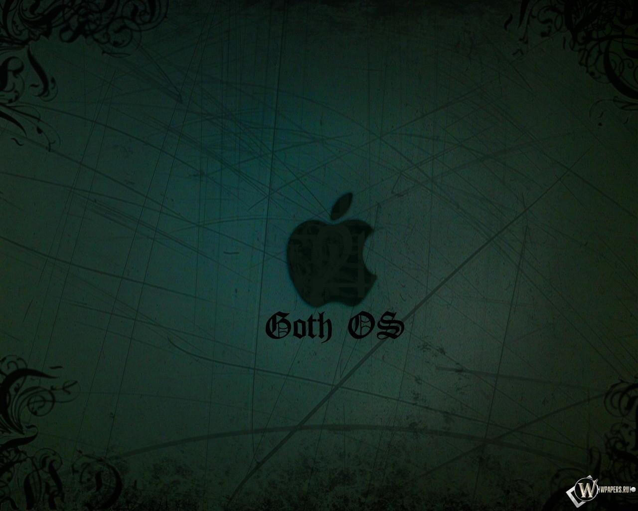 Apple 1280x1024