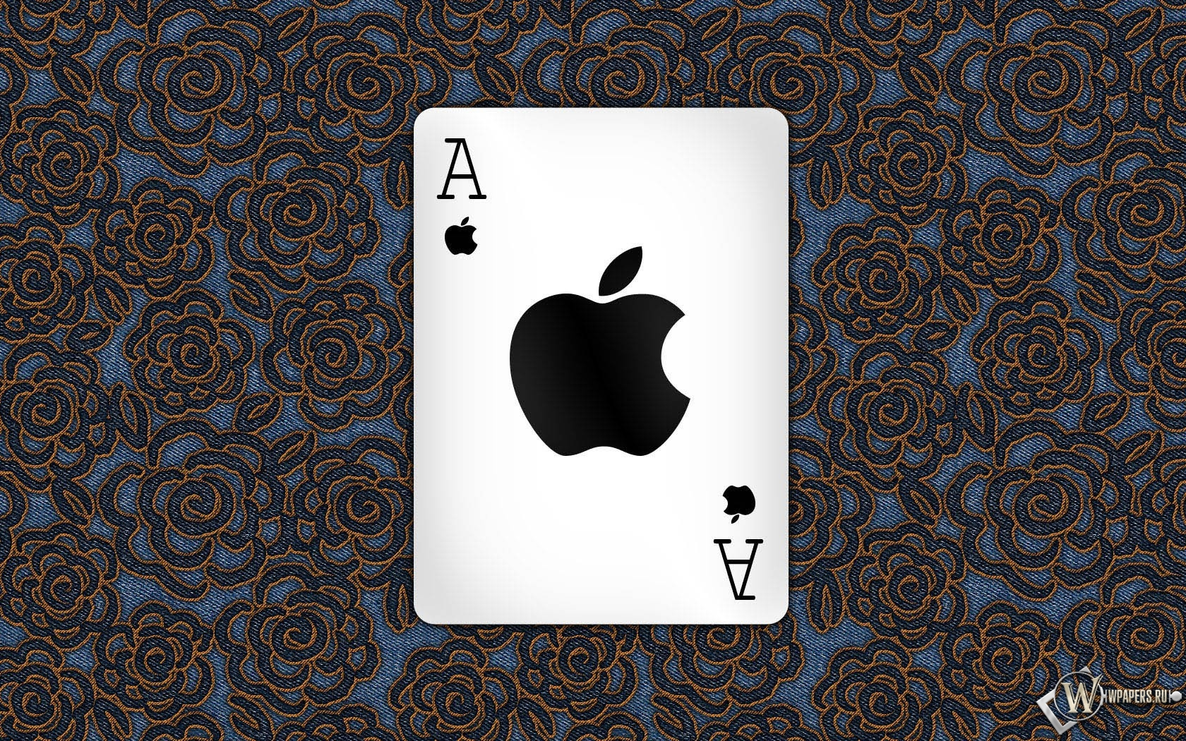 Карта Apple 1680x1050