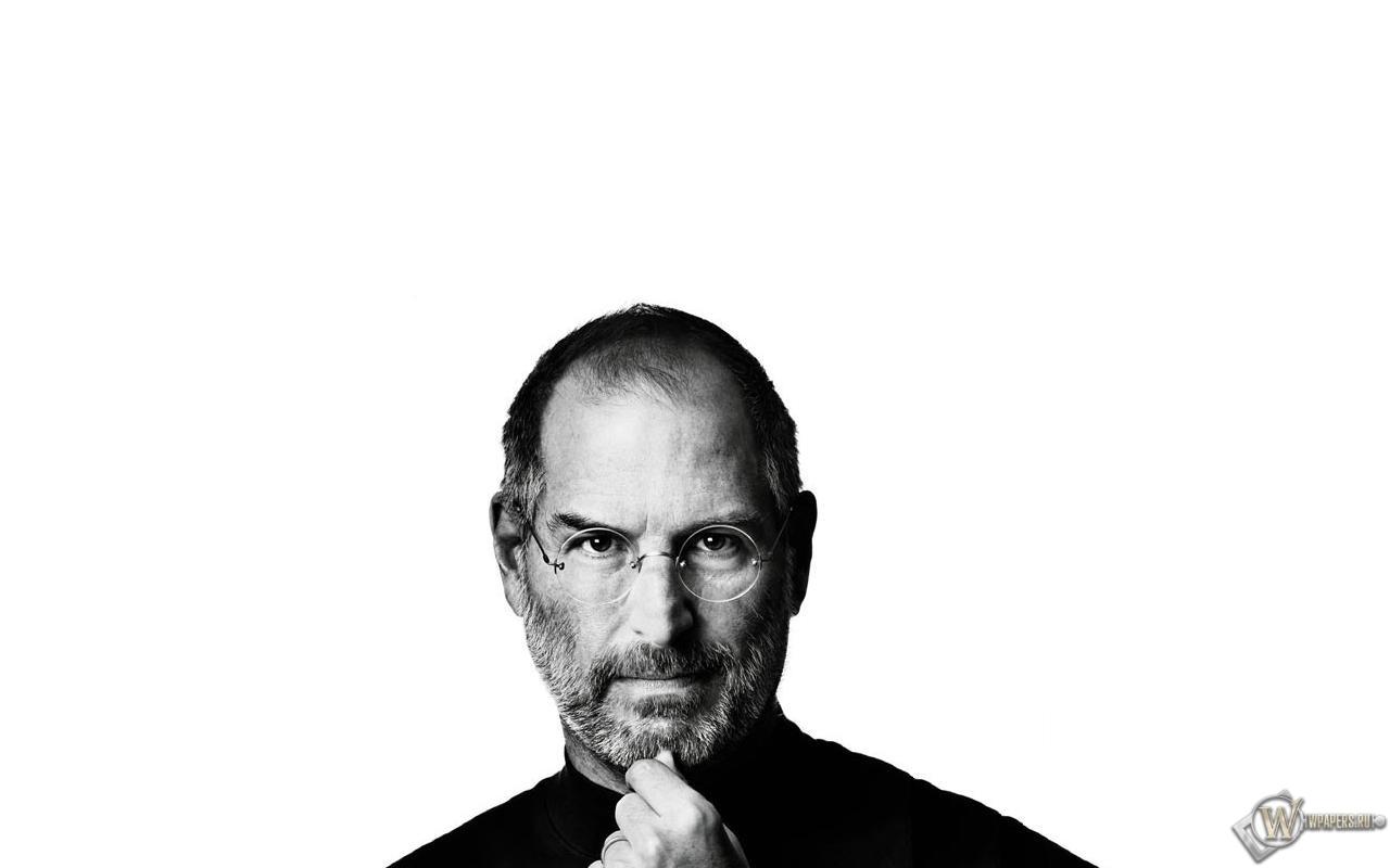 Steve Jobs 1280x800
