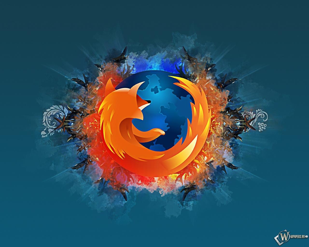 Mozilla Firefox 1280x1024