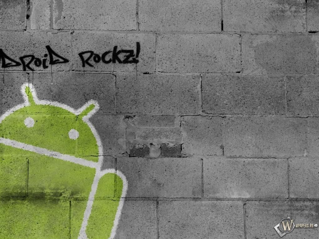 Android технологии 1024x768 картинки