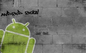 Обои Android: Графика, Android, Технологии, Компьютерные