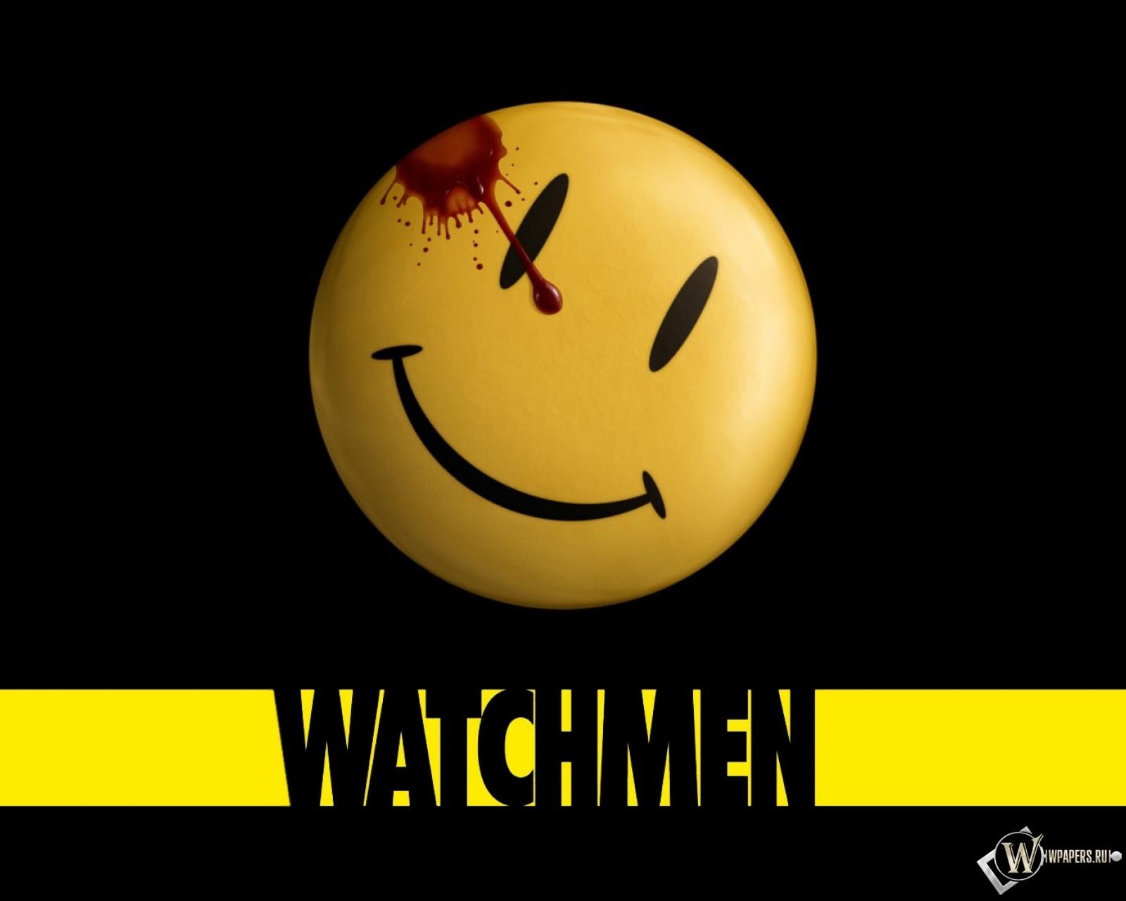 Обои, Watchmen, Кровь, Смайлик, Значок ...: wpapers.ru/wallpapers/films/10220/1600-1280_Watchmen.html