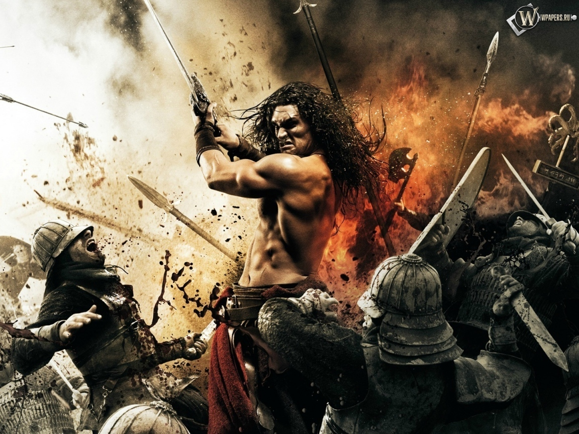 Conan the barbarian movie pictures