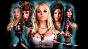 Обои Пираты 2: Девушки, Пираты, Фильм, Фильмы