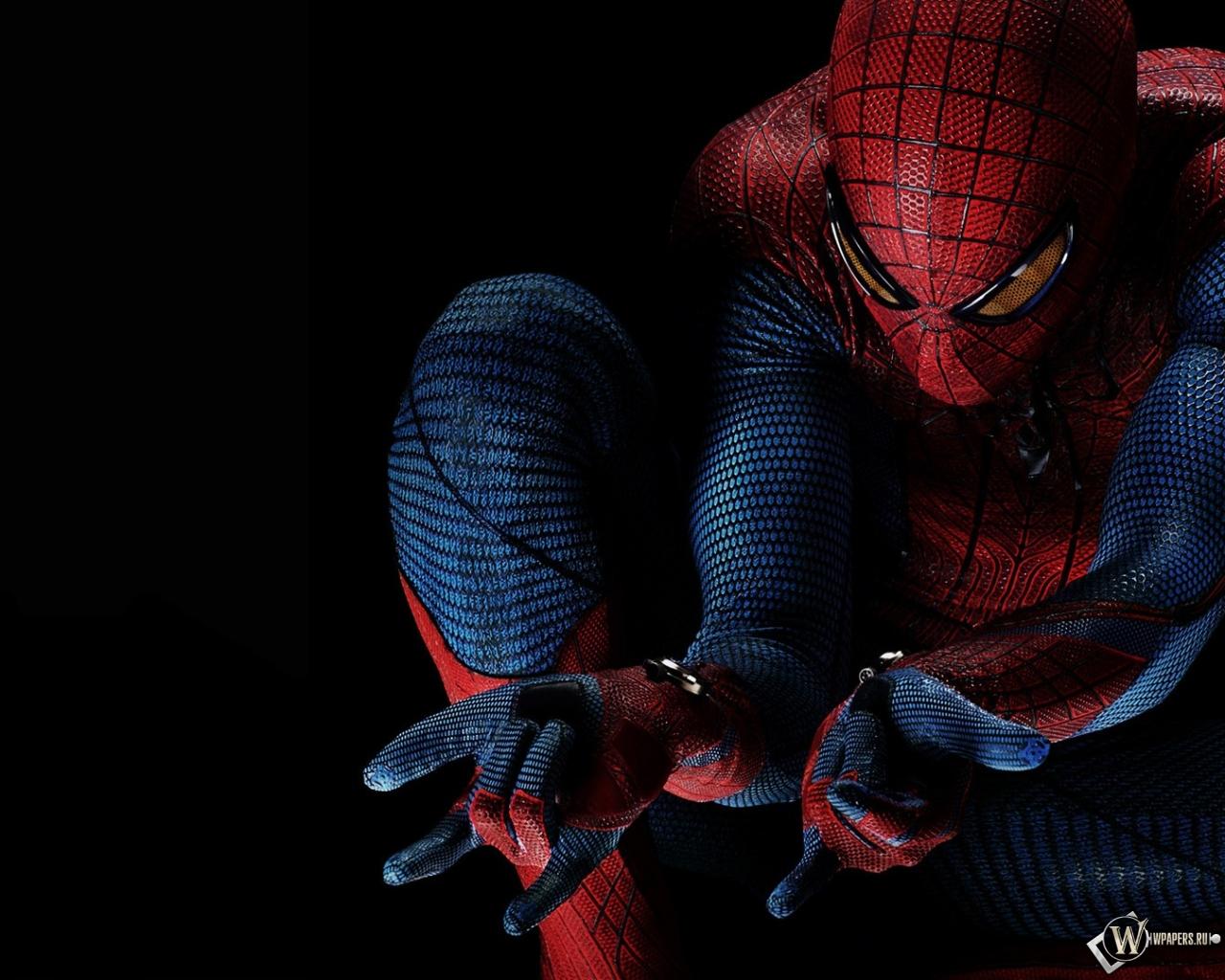 Человек паук spider man человек паук