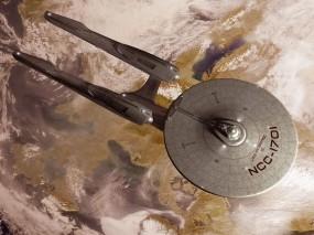 Обои Enterprise NCC 1701: Star Trek, Звездолет, Enterprise, Starship, Фильмы