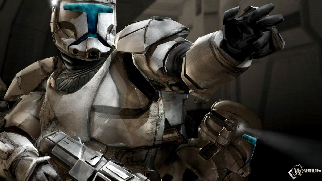 Звёздные войны солдат республики