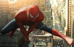 Обои Спайдермен: Прыжок, Фильм, Spider-Man, Человек-Паук, Фильмы