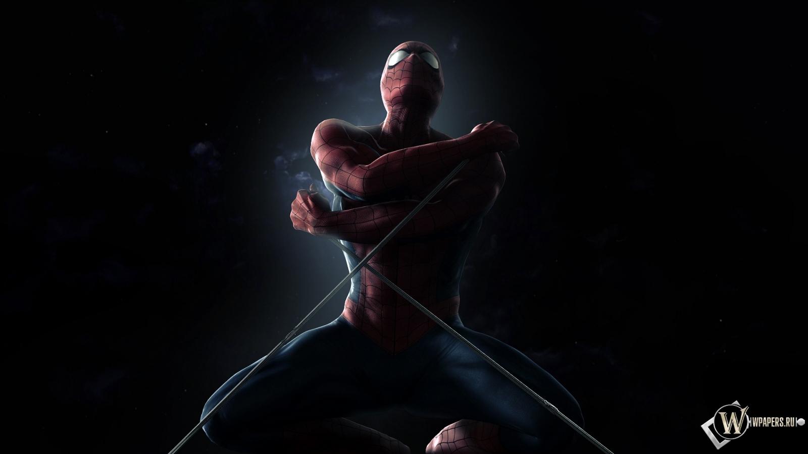 Скачать SpiderMan Web of Shadows 2008 41 Гб